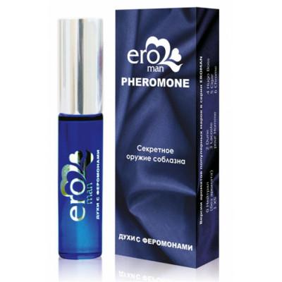 Мужские духи с феромонами без запаха Eroman Нейтрал - 10 мл.